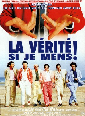 Vérité si je mens, La - French Movie Poster (thumbnail)