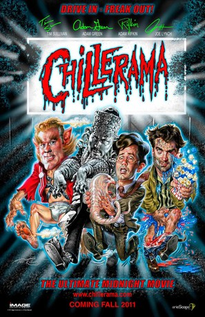 Chillerama - Movie Poster (thumbnail)