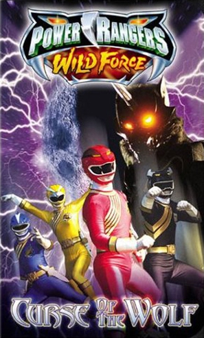 """Power Rangers Wild Force"" - poster (thumbnail)"