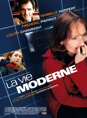 La vie moderne - French Movie Poster (thumbnail)