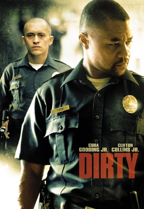 Dirty - Movie Poster (thumbnail)