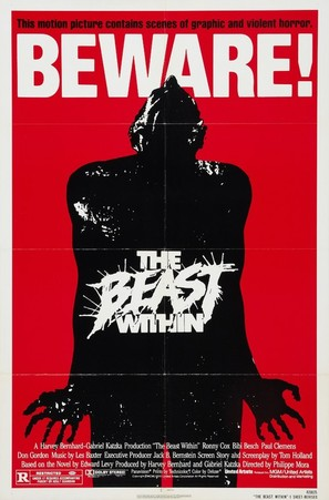 The Beast Within - Movie Poster (thumbnail)