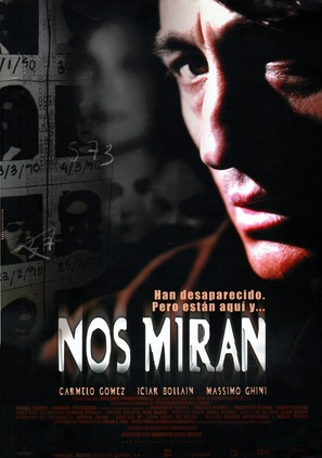 Nos miran - Spanish Movie Poster (thumbnail)