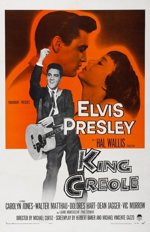 King Creole - Movie Poster (thumbnail)