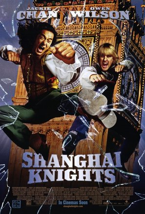 Shanghai Knights - Movie Poster (thumbnail)