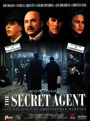 The Secret Agent - Spanish poster (thumbnail)