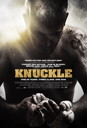 Knuckle - Movie Poster (thumbnail)