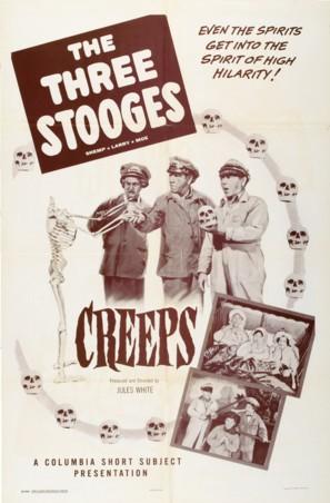 Creeps - Movie Poster (thumbnail)