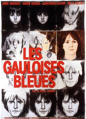 Gauloises bleues, Les
