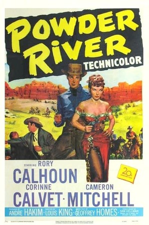 Powder River - Movie Poster (thumbnail)