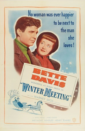Winter Meeting - Movie Poster (thumbnail)