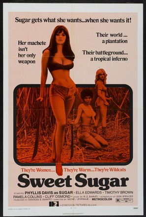 Sweet Sugar - Theatrical poster (thumbnail)