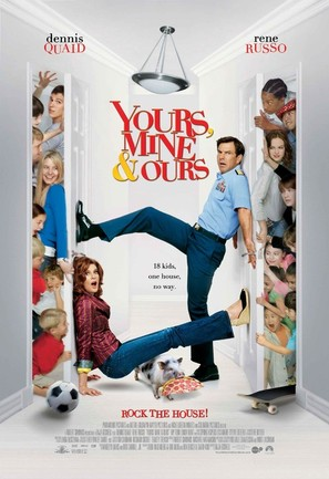 Yours Mine And Ours - Movie Poster (thumbnail)