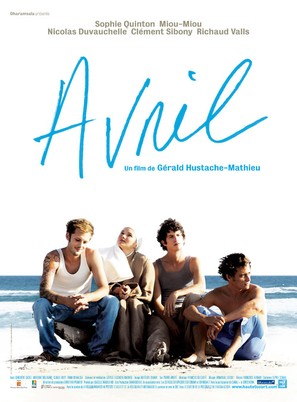Avril - French Movie Poster (thumbnail)