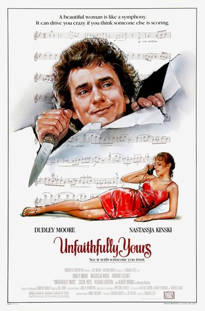 Unfaithfully Yours - Movie Poster (thumbnail)