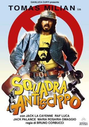 Squadra antiscippo - Italian Movie Poster (thumbnail)
