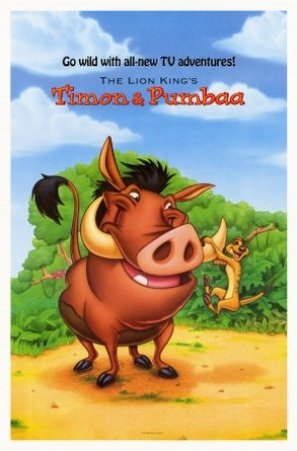"""Timon & Pumbaa"" - Movie Poster (thumbnail)"
