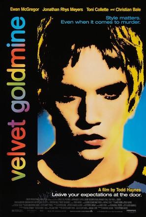 Velvet Goldmine - Movie Poster (thumbnail)