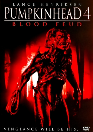 Pumpkinhead: Blood Feud - DVD cover (thumbnail)