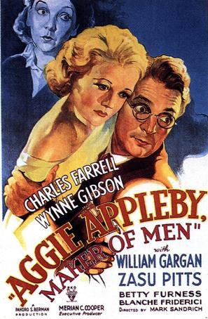 Aggie Appleby Maker of Men - Movie Poster (thumbnail)