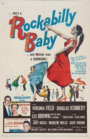 Rockabilly Baby - Movie Poster (thumbnail)