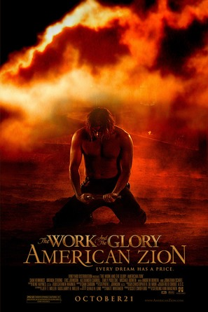 The Work and the Glory: American Zion - poster (thumbnail)