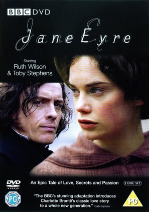 """Jane Eyre"" - British Movie Cover (thumbnail)"