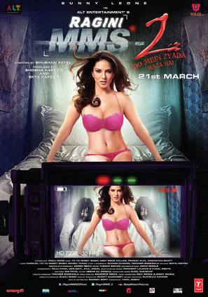 Ragini MMS 2 - Indian Movie Poster (thumbnail)