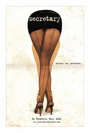 Secretary - Movie Poster (thumbnail)