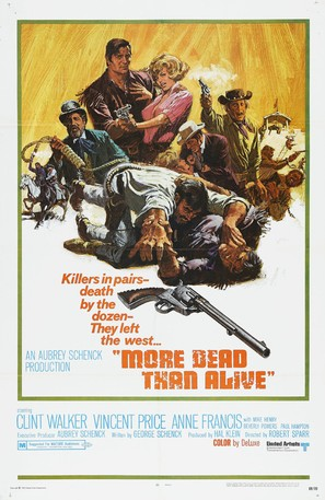 More Dead Than Alive - Movie Poster (thumbnail)
