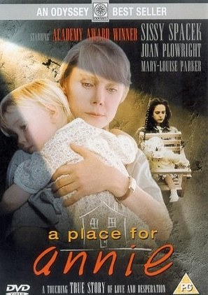 A Place for Annie - British Movie Cover (thumbnail)