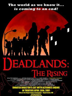 Deadlands: The Rising - Movie Poster (thumbnail)