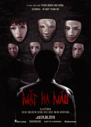 Mat Na Mau - Vietnamese Movie Poster (thumbnail)