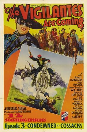 The Vigilantes Are Coming - Movie Poster (thumbnail)
