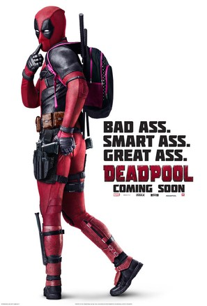 Deadpool - Movie Poster (thumbnail)