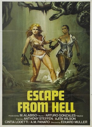 Escape from Hell - Movie Poster (thumbnail)