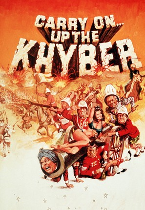 Carry On... Up the Khyber - Movie Poster (thumbnail)