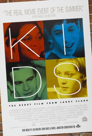Kids - Movie Poster (thumbnail)