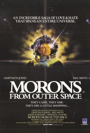 Morons from Outer Space - Movie Poster (thumbnail)