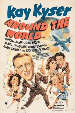 Around the World - Movie Poster (thumbnail)