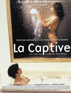 La captive - French Movie Poster (thumbnail)