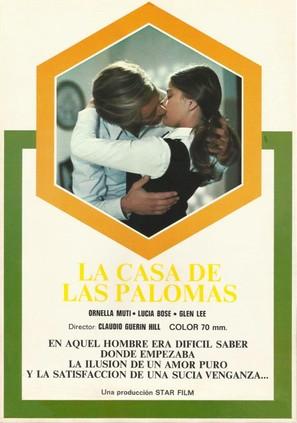 La casa de las palomas - Spanish Movie Poster (thumbnail)