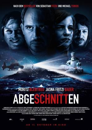 Abgeschnitten - German Movie Poster (thumbnail)