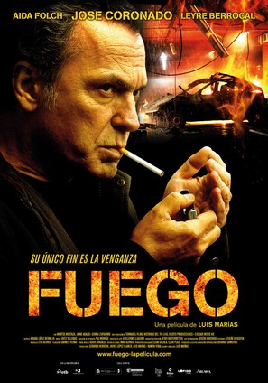 Fuego - Spanish Movie Poster (thumbnail)