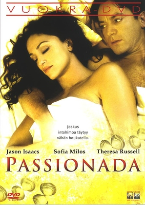Passionada - Finnish DVD cover (thumbnail)