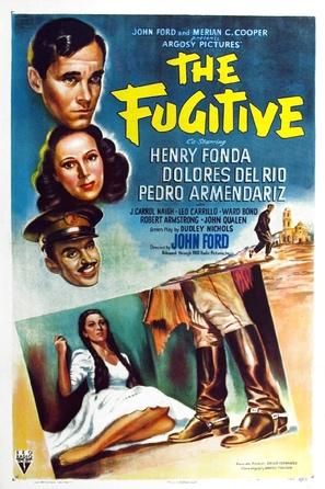 The Fugitive - Movie Poster (thumbnail)