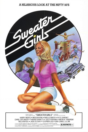Sweater Girls - Movie Poster (thumbnail)
