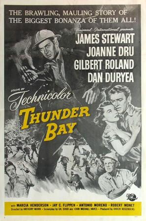 Thunder Bay - Movie Poster (thumbnail)