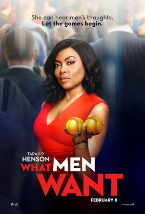 What Men Want - Movie Poster (thumbnail)