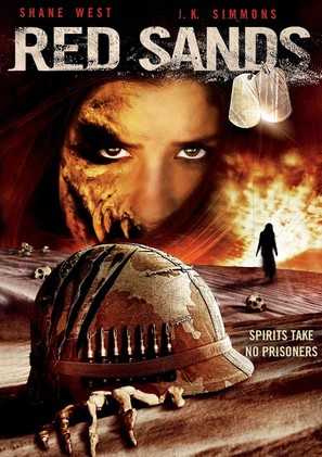 Red Sands - DVD cover (thumbnail)